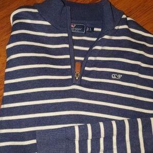 Vinyard Vines Sweater Quarter zip